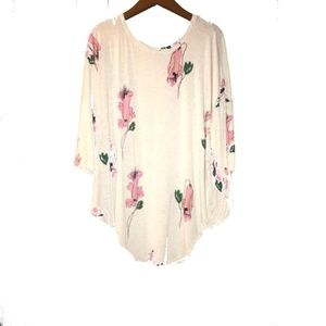 Floreat by Anthropologie | floral mini dress tunic
